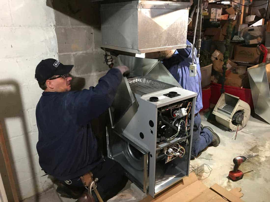 Read more about the article Furnace replacement value comes in efficiency and dependability