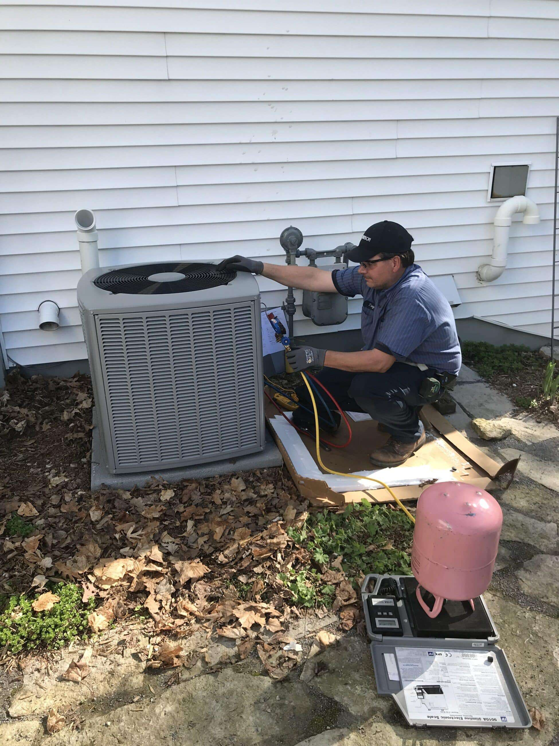 Read more about the article Robinson offers 24-hour air conditioner service in Green Bay