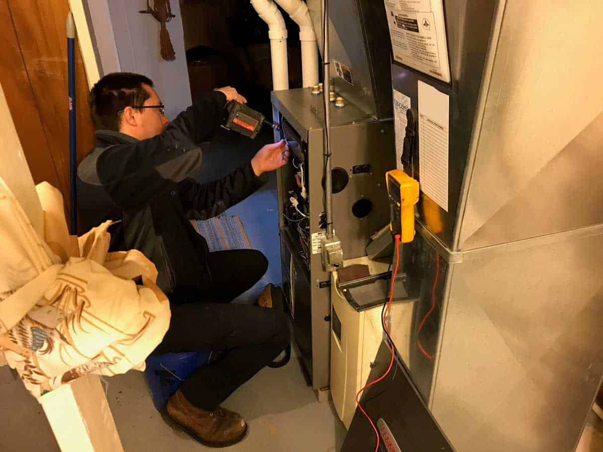 Read more about the article Furnace maintenance in Green Bay is a fact of life