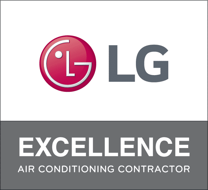 LG Excellence Air Conditioning Contractor Logo