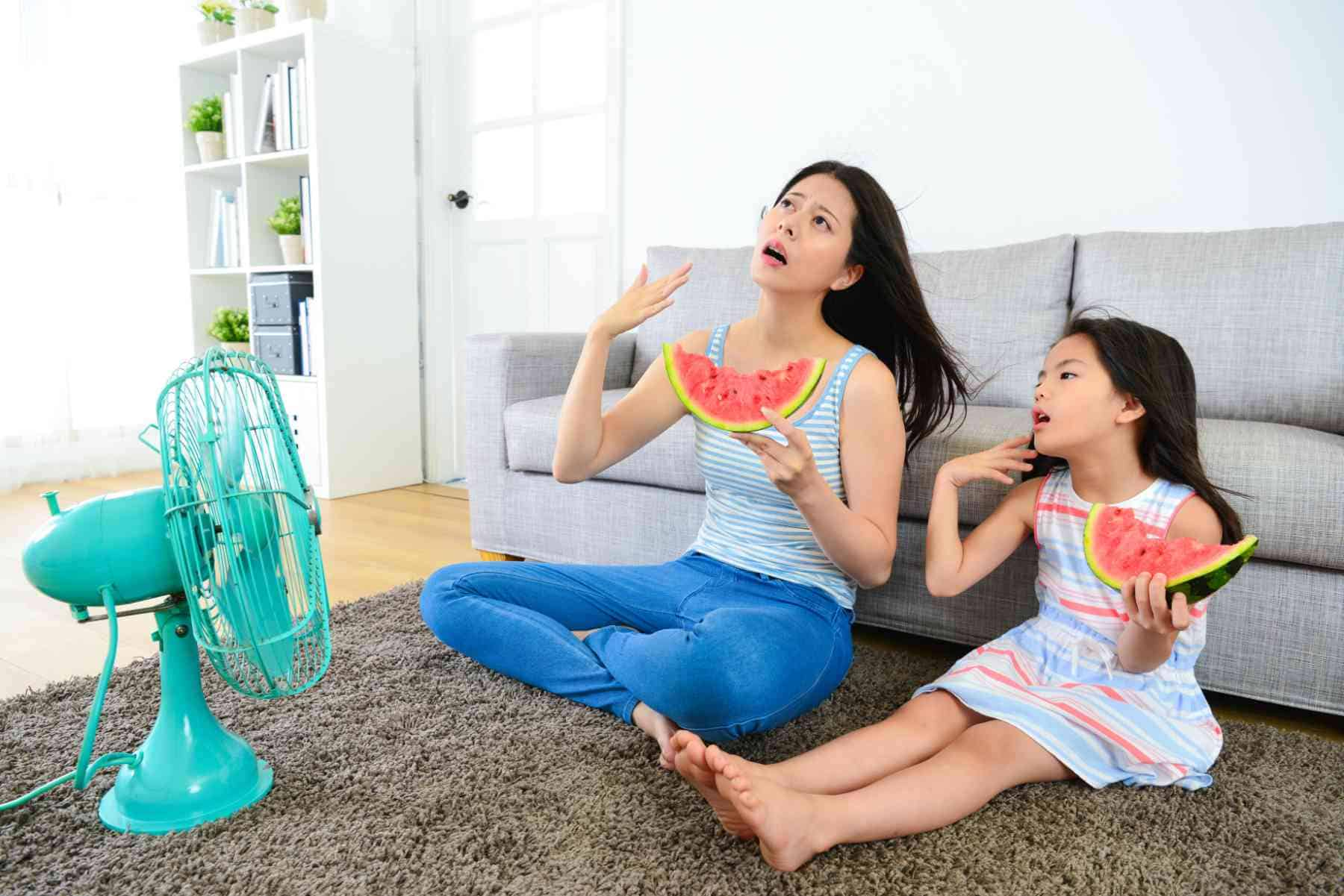 Read more about the article It's never too late for central air conditioner installation