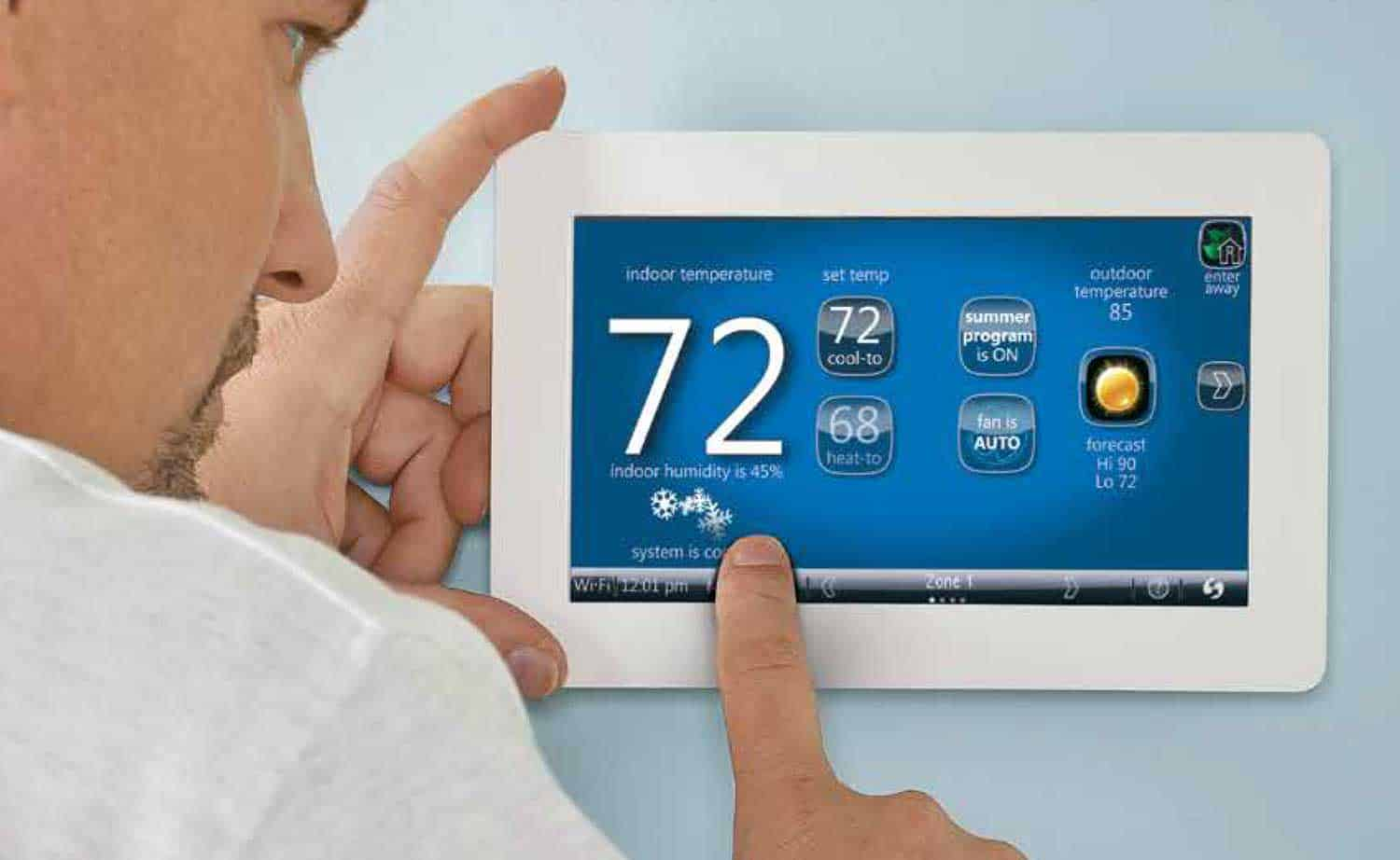 Read more about the article Have an expert do your WiFi thermostat installation in Green Bay